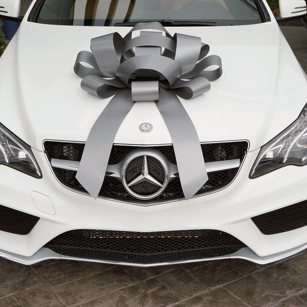 Key Car Dealership >> CarBows.us | Big Car Bow with Magnetic Backing, custom giant bows