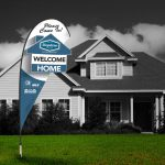 Custom Real Estate Flags