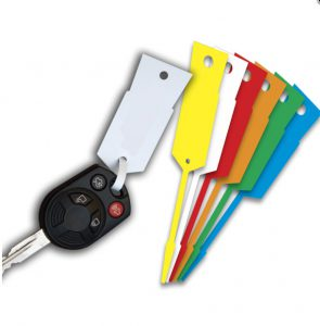 Econo Auto Dealer Key Tags
