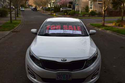 For Sale By Owner Sign FSBO sign