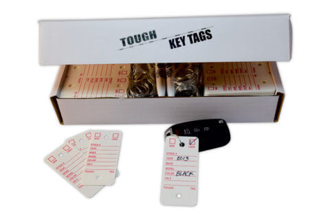 survivor key tags